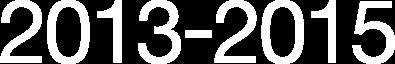 2013-2015
