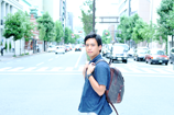 Yoshiya Yoshimitsu, student at Doshisha University (Kyoto)|Project Staff