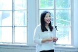 Kim Gyeong-Min, student at Ritsumeikan University (Kyoto)|Volunteers