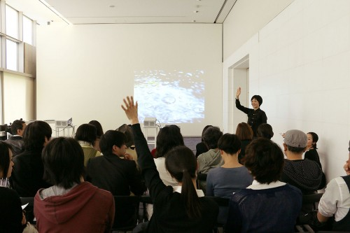Access Program [Gallery Talk] Personal Antidisaster Plan: Works by Pipilotti Rist and Others