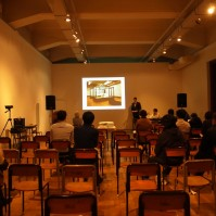 [Lecture & Gallery Tour] Artist Talk by Brandt Junceau