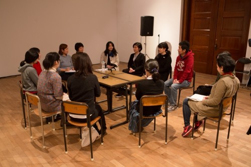 "[Workshop] Parasophia Conversations 04: Hong-Kai Wang ""Dancers of the Millions"""