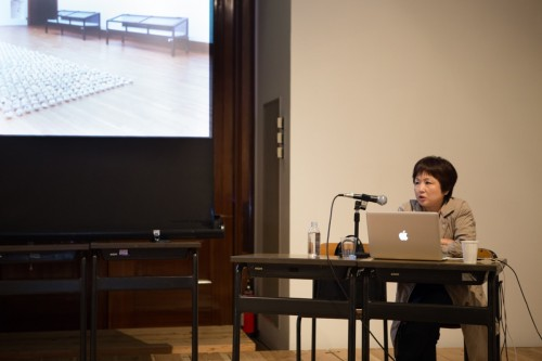"[Lecture] Emiko Kasahara ""Aesthetics within the System/The System within Aesthetics: A Consideration from Modern Kyoto"""