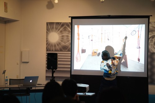 [Lecture] Artist Talk by Aki Sasamoto
