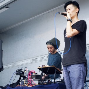 "[Live Performance] Shing02 & Kuranaka ""Holiday Constitution"""